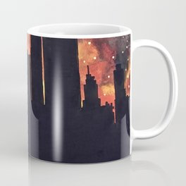 Starry Night in Pittsburgh Coffee Mug