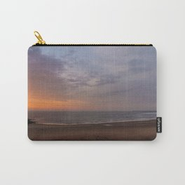 Dawn on Tynemouth Beach Carry-All Pouch