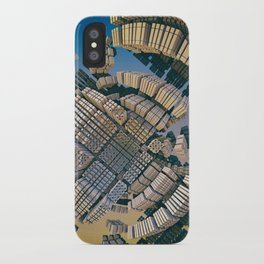 Kelis city iPhone Case