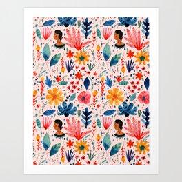 St. Honore Art Print
