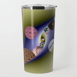 Tunnel Ball Travel Mug