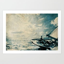 Sailor Art Print