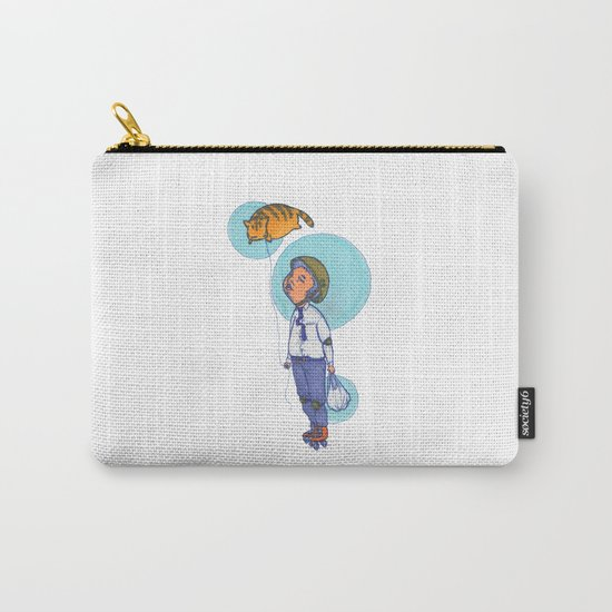 Topaz Dreaming. Carry-All Pouch