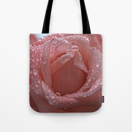 Raining Love Tote Bag