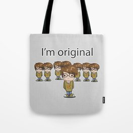 I'm Original Tote Bag