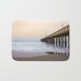 Cayucos California Coast Bath Mat