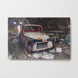 Dodge V8 2 Metal Print