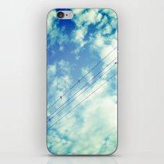 Charging iPhone & iPod Skin