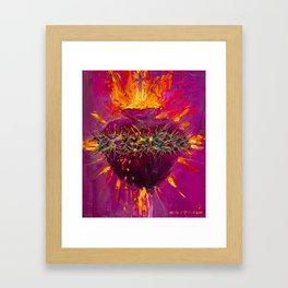 Sacred Love I Framed Art Print