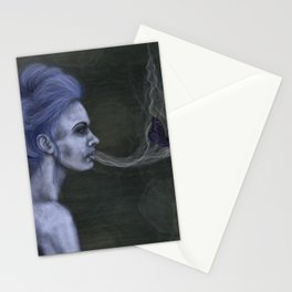 Le Petite Mort Stationery Cards