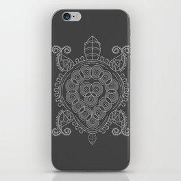 Pattern Tortoise  iPhone Skin