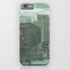 cutting through Slim Case iPhone 6s