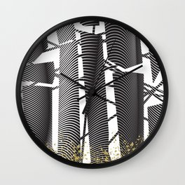 TRANSCENDENCY Wall Clock