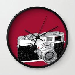 Leica M1 Wall Clock