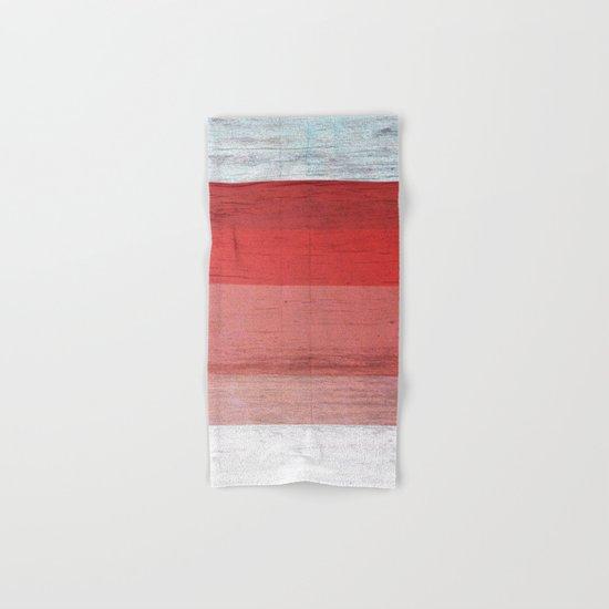 Red Sea Hand & Bath Towel