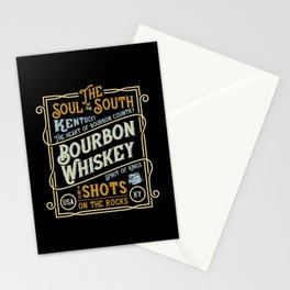 Kentucky - The Soul of The South Stationery Cards