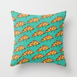 Pizza Me Melts for You Throw Pillow
