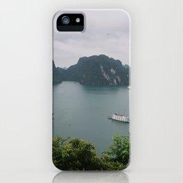Ha Long Bay Islands iPhone Case