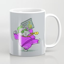 Hip Hop Hippo Coffee Mug