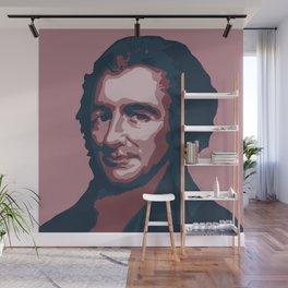 Thomas Paine Wall Mural