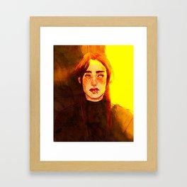 jehan4 Framed Art Print