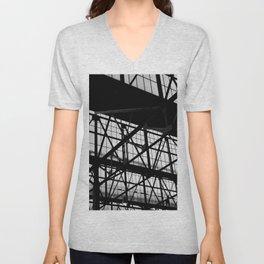 Industrial Unisex V-Neck