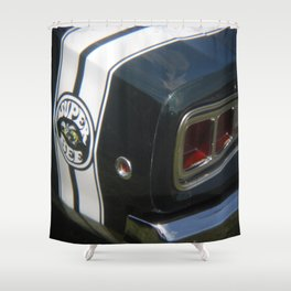 Superbee Shower Curtain