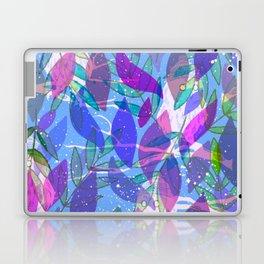modern leaves pattern Laptop & iPad Skin