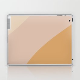 Warm Neutral Color Block Laptop & iPad Skin