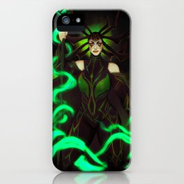 Hela, Goddess of Death iPhone Case