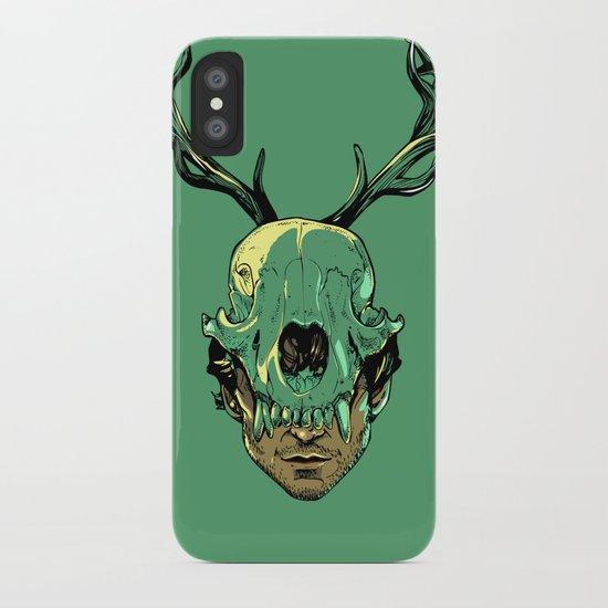 Shiizakana iPhone Case