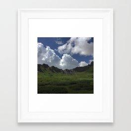 La Junta Framed Art Print
