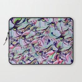 Waving Puddles -Batsukh Batijagal Laptop Sleeve