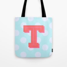 T is for Terrific Tote Bag
