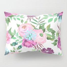 pnk flowers Pillow Sham