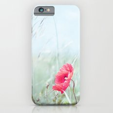 Thoughtful Poppy iPhone 6s Slim Case