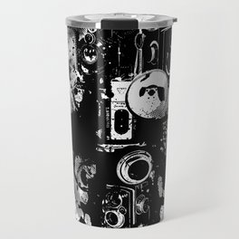 Surveillance  Travel Mug