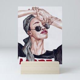More Mini Art Print