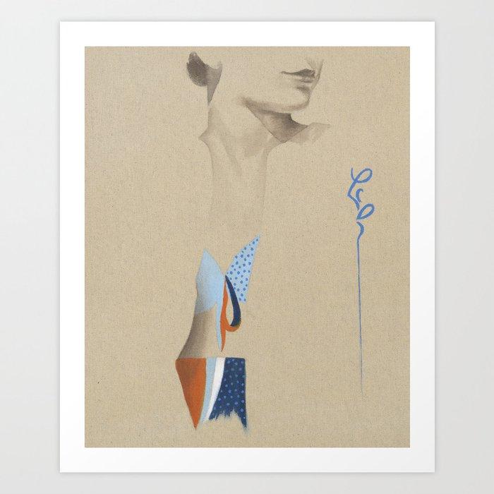 Bathing Beauty #3 Art Print