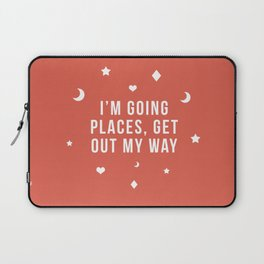 Out My Way Laptop Sleeve