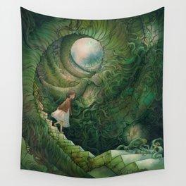 Regreso de la Princesa Wall Tapestry