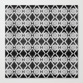 Vertigo Pattern Canvas Print