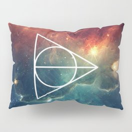 Deathly Hallows Nebula HP Pillow Sham