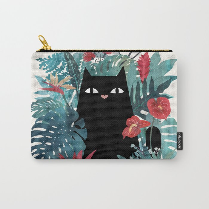 Popoki Carry-All Pouch