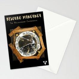 Besouro Manganga Stationery Cards