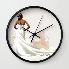 Marier Wall Clock