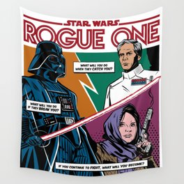 Rogue One Wall Tapestry