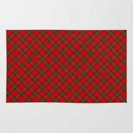 Tartan Plaid  Pattern Rug