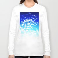 martell Long Sleeve T-shirts featuring Under the Same Sky by G Martell