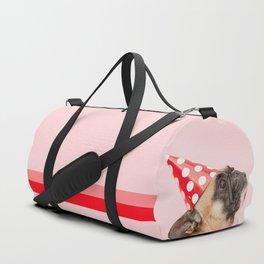 Pug Birthday Party! Duffle Bag
